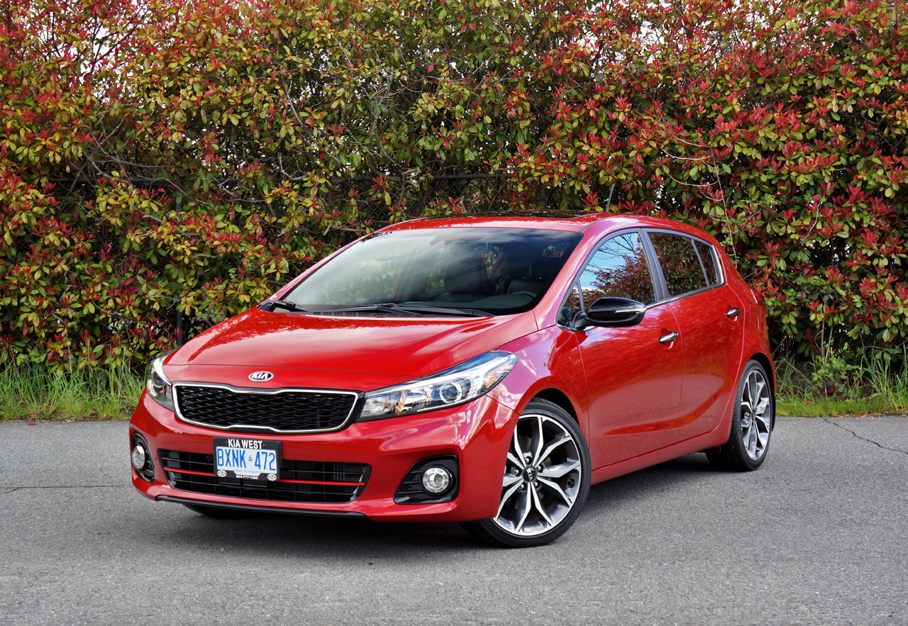 2017 kia forte5 sx the car magazine. Black Bedroom Furniture Sets. Home Design Ideas