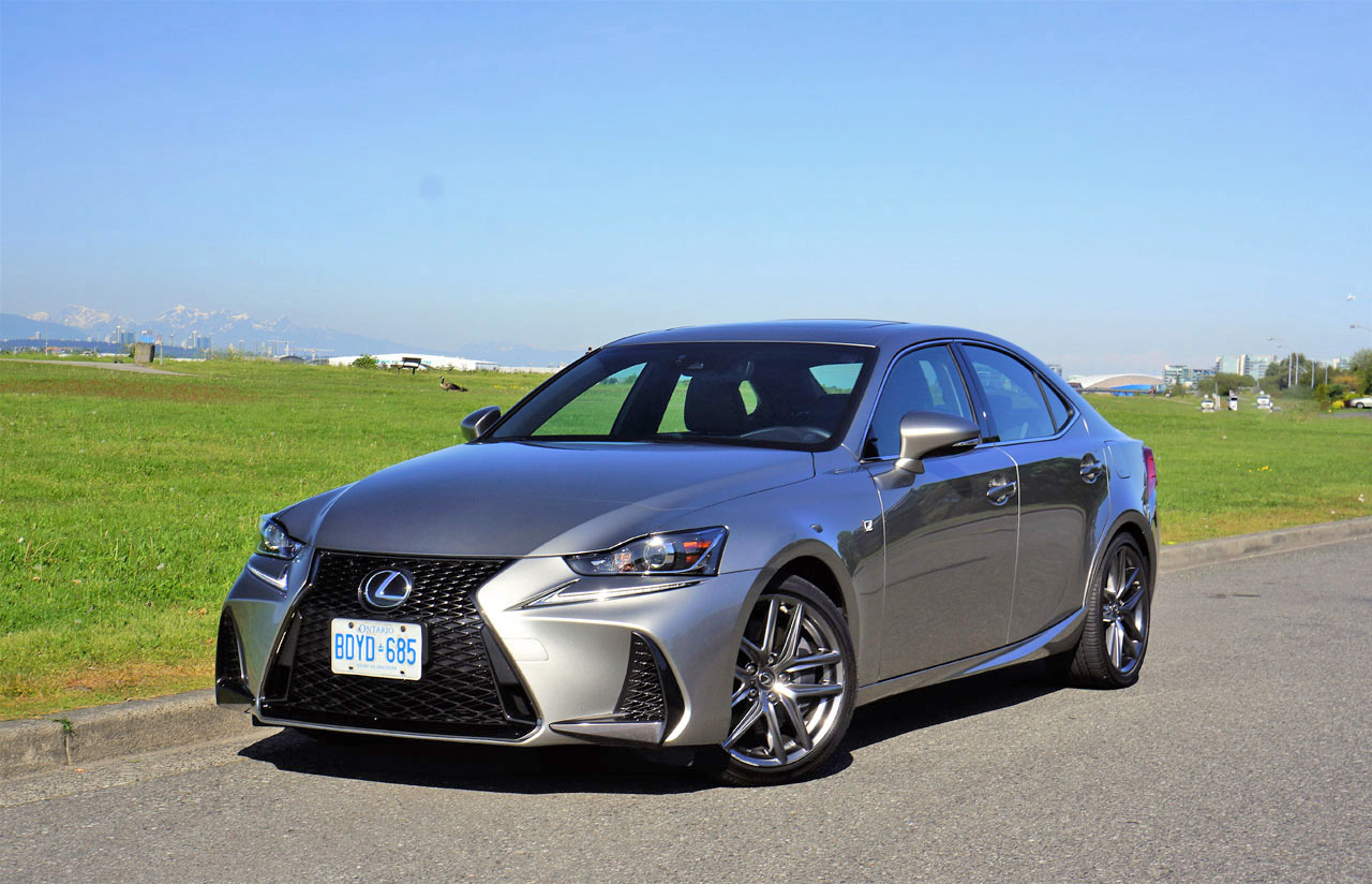 2017 lexus is 350 awd f sport the car magazine. Black Bedroom Furniture Sets. Home Design Ideas