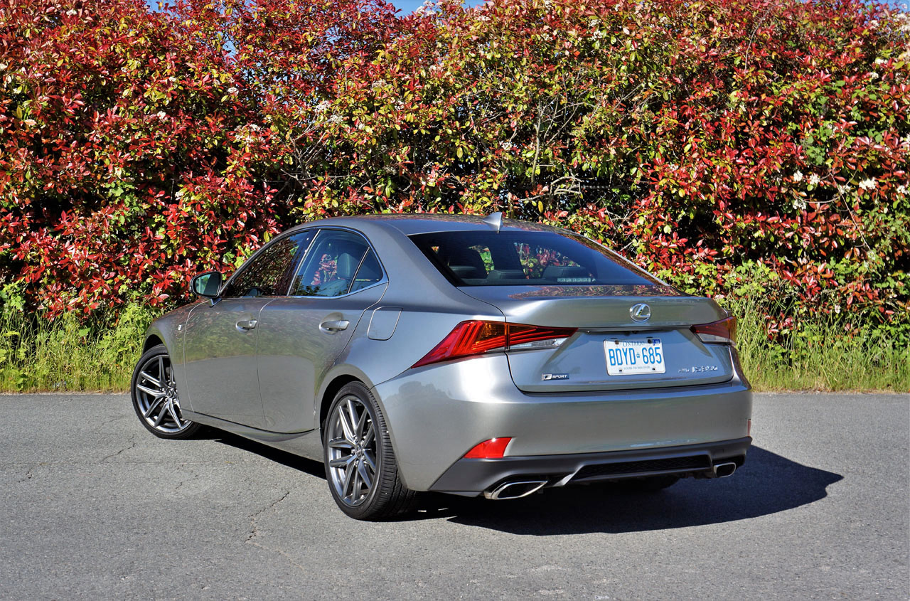 2017 Lexus IS 350 AWD F Sport. +5