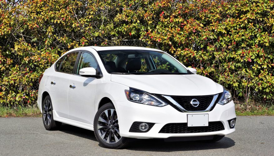 2017 nissan sentra sr turbo the car magazine. Black Bedroom Furniture Sets. Home Design Ideas