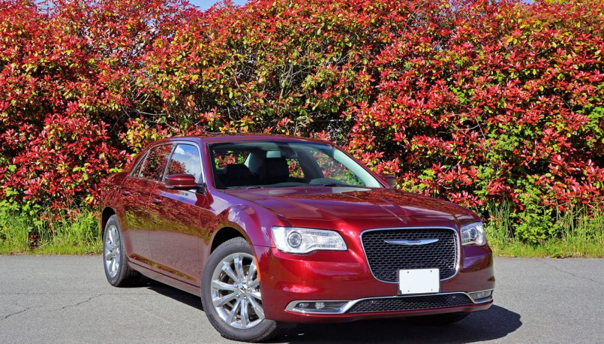 2017 Chrysler 300 Awd Limited Road Test The Car Magazine
