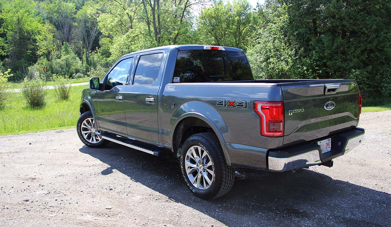 2017 ford f 150 lariat 4x4 supercrew the car magazine. Black Bedroom Furniture Sets. Home Design Ideas