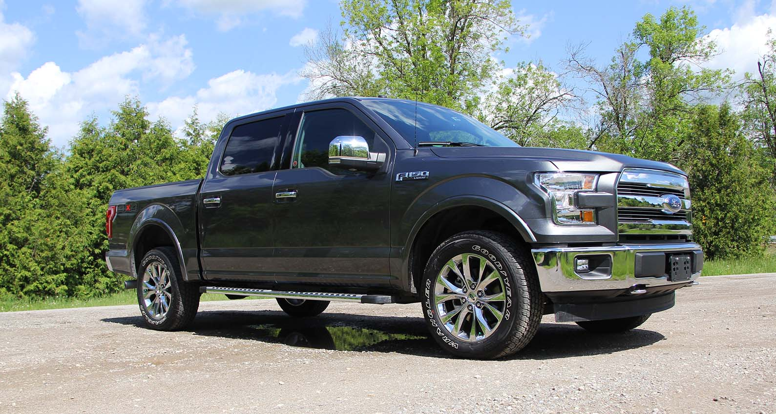 2017 Ford F 150 Lariat 4 Supercrew
