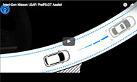 2018 Leaf ProPilot Assist