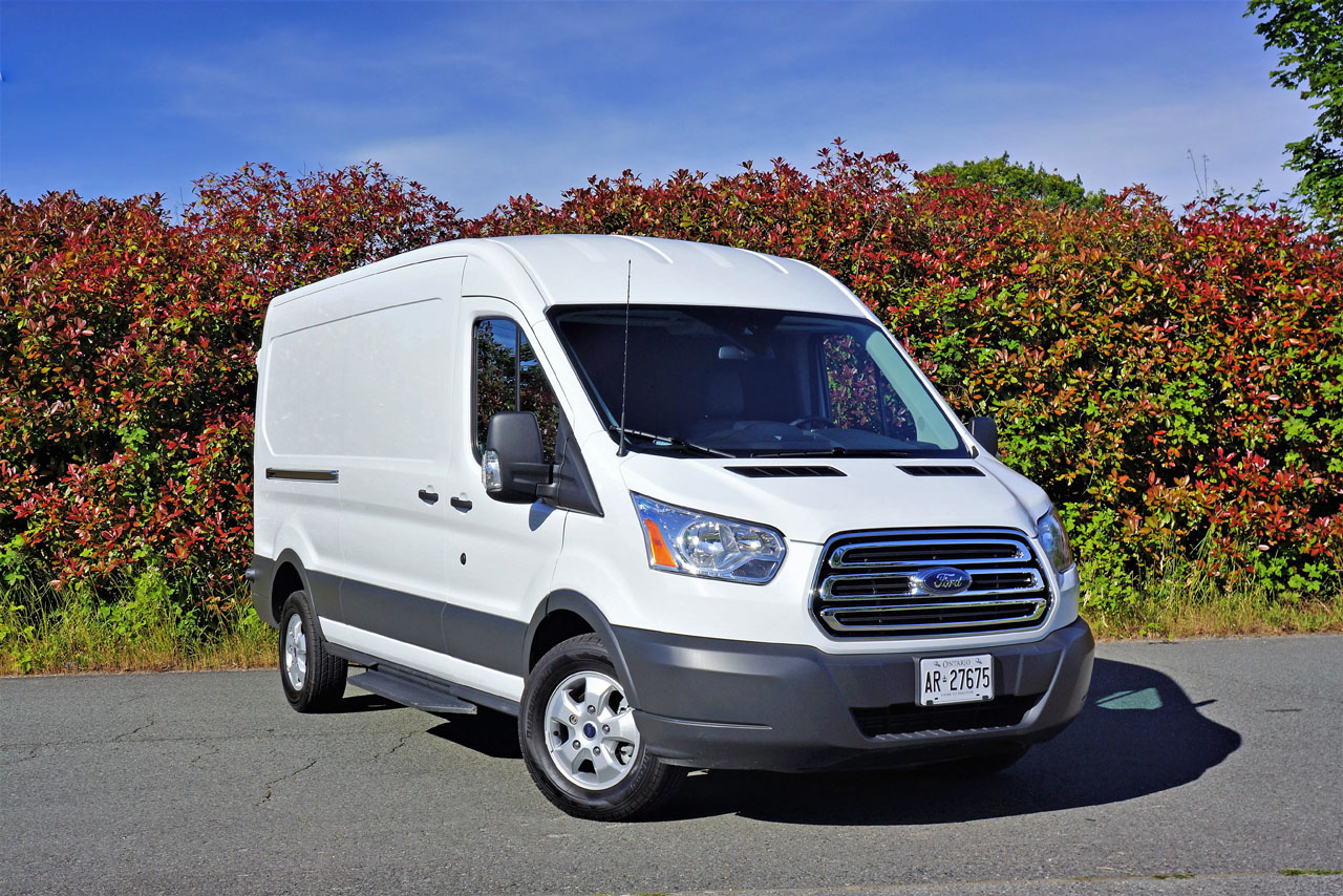 2017 ford transit 350 diesel van the car magazine