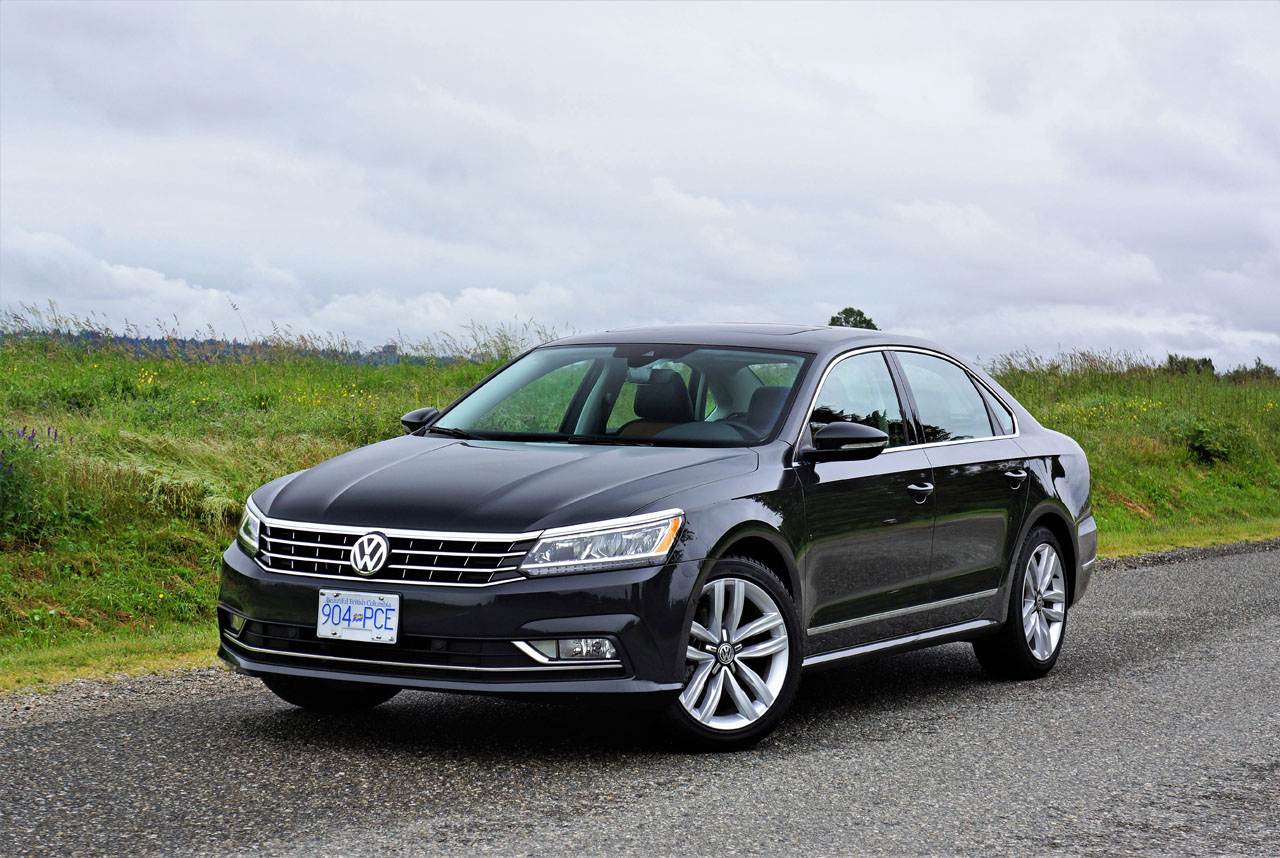 2017 volkswagen passat highline 3 6 vr6 the car magazine. Black Bedroom Furniture Sets. Home Design Ideas