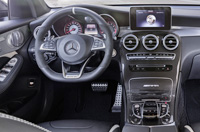 2018 Mercedes-AMG GLC 63 S 4Matic+ SUV and Coupe