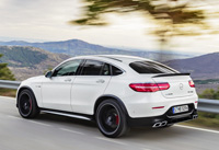 2018 Mercedes-AMG GLC 63 S 4Matic+ Coupe