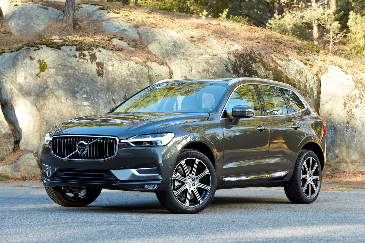 Redesigned 2018 Xc60 Arriving At Canadian Volvo Dealers This Month