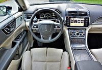 2017 Lincoln Continental Reserve 3.0L AWD RSP