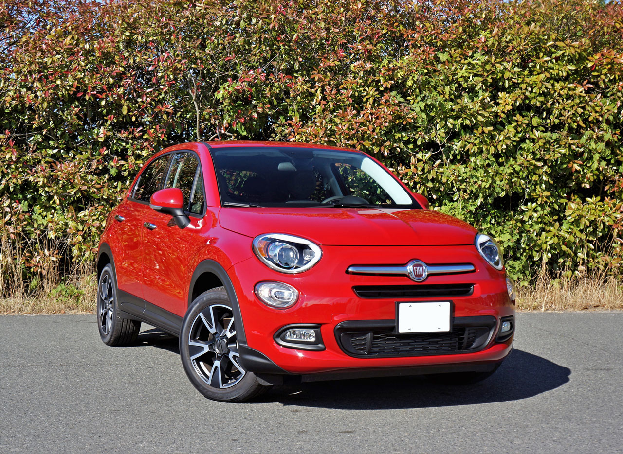 2017 fiat 500x sport awd the car magazine. Black Bedroom Furniture Sets. Home Design Ideas