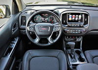 2017 GMC Canyon 4WD Crew Cab SLE All Terrain
