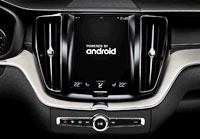 Volvo partnering with Google for new Android-based OS