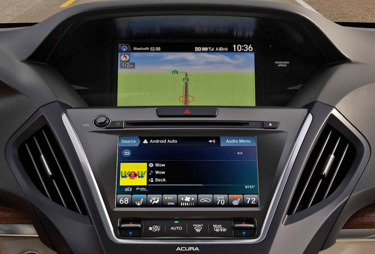 Acura Adds Le Carplay And Android Auto To 2018 Mdx 10