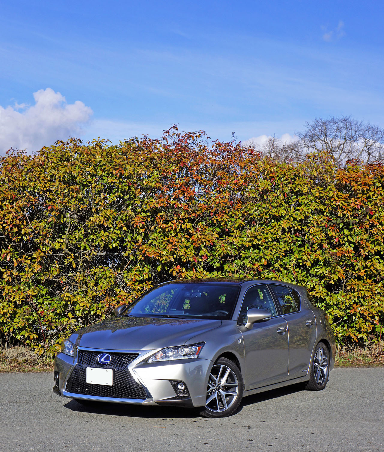 Best Lexus Sports Car: 2017 Lexus CT 200h F Sport Road Test