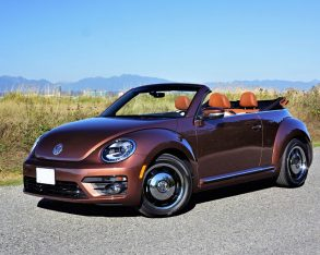 2017 Volkswagen Beetle Convertible Clic Road Test Review