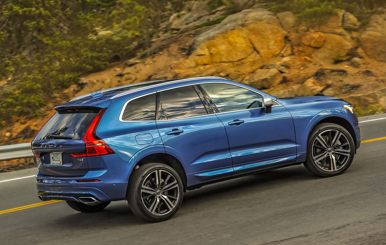 Volvo Xc60 And Xc90 Polestar Models Good For 421 Hp If You Can Get One