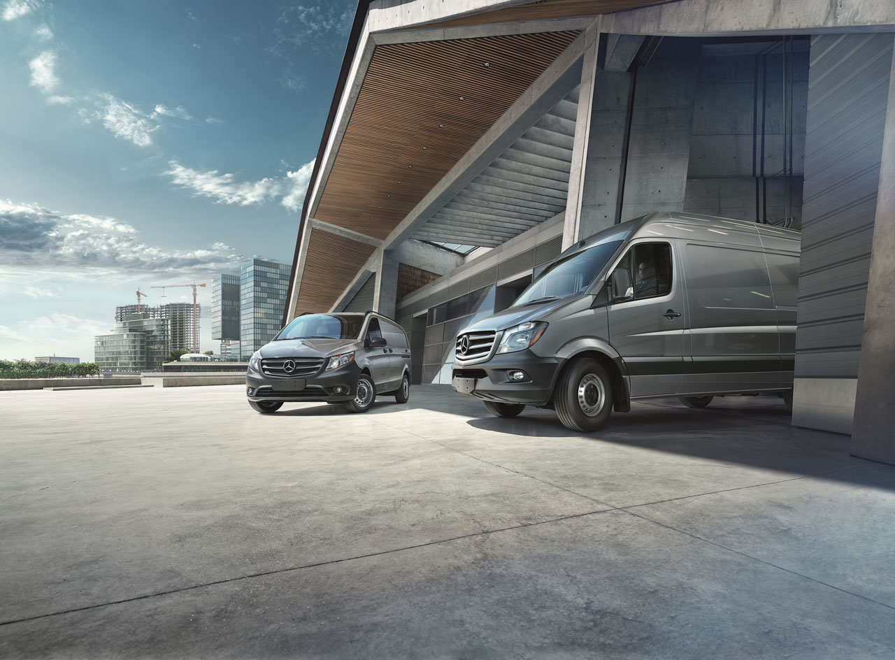 Mercedes vans win vincentric value awards the car magazine for Win a mercedes benz
