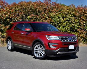2017 Ford Explorer Limited 4wd Road Test The Car Magazine