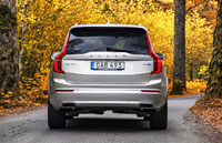 2018 Volvo XC90 T8 with Polestar Performance Optimization