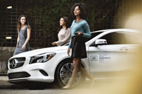 Mercedes-Benz and Live Nation Canada sponsorship deal
