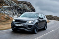 2018 Land Rover Discovery Sport HSE