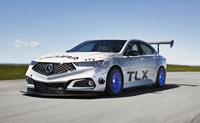 Acura TLX A Spec Pikes Peak