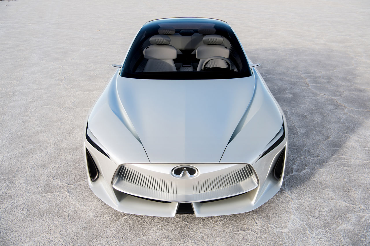 Infiniti Q Inspiration Concept Hits NAIAS The Car Magazine - Infiniti car show