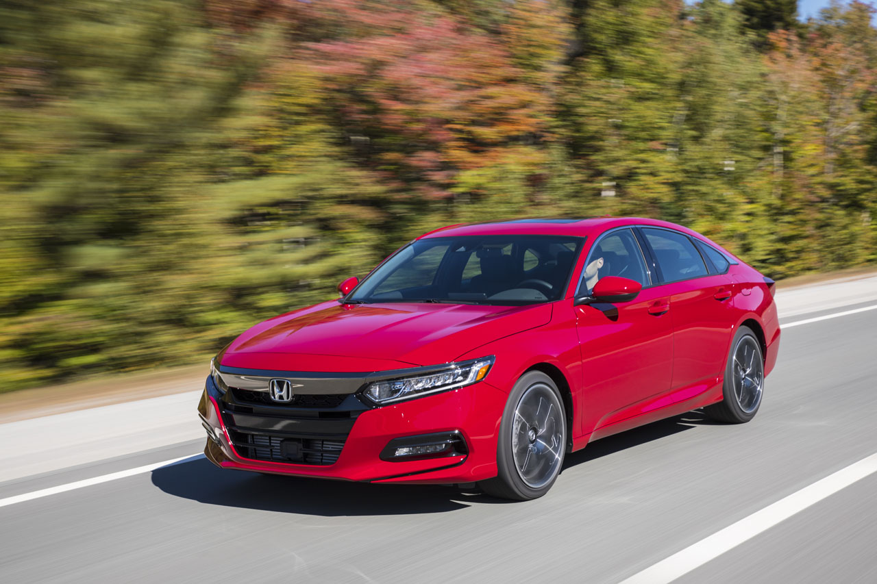 2018 accord voted best in class by ajac the car magazine for Best honda accord year
