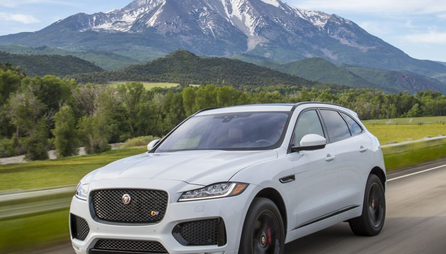 2018 Jaguar XE And F Pace Add New 2.0L Turbo And Drop Price