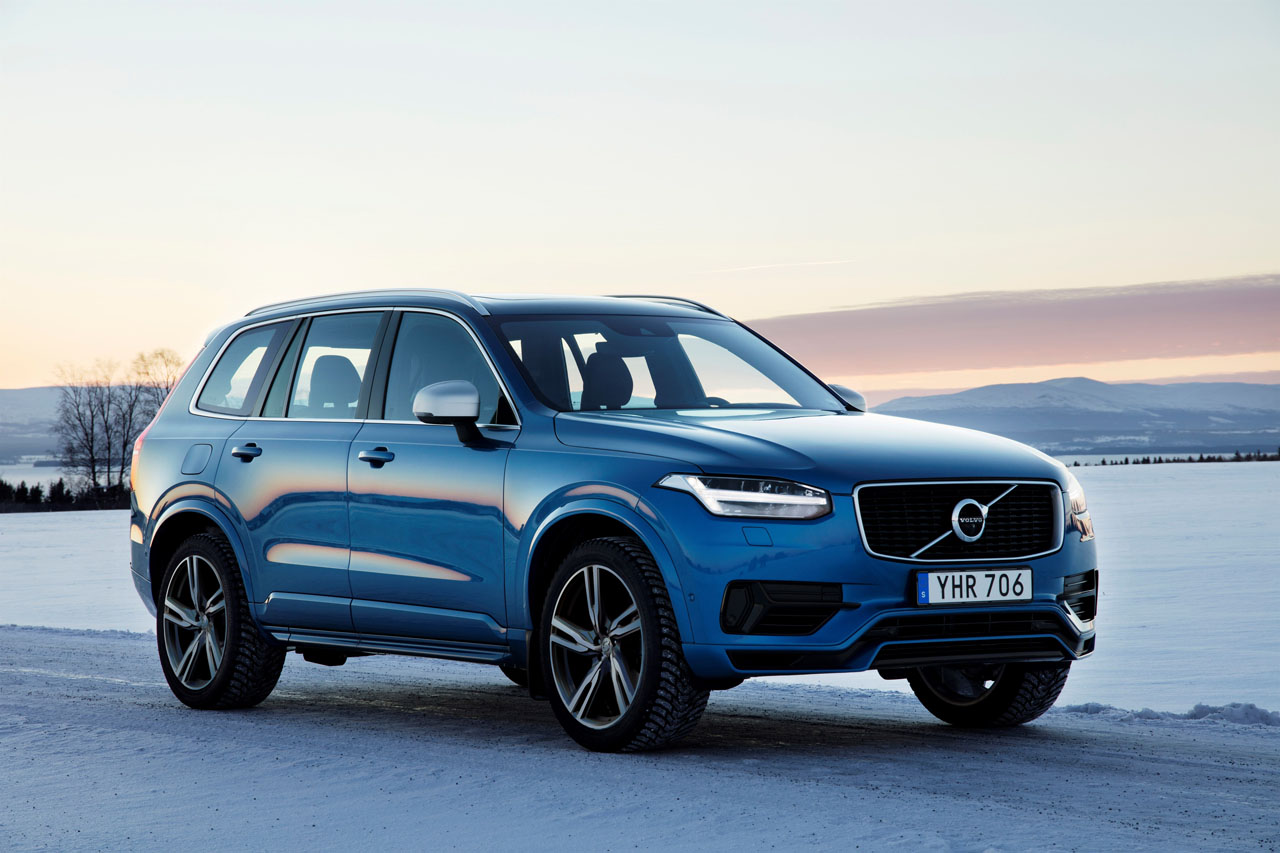Volvo Canada grows 2017 sales by 16.4% | The Car Magazine