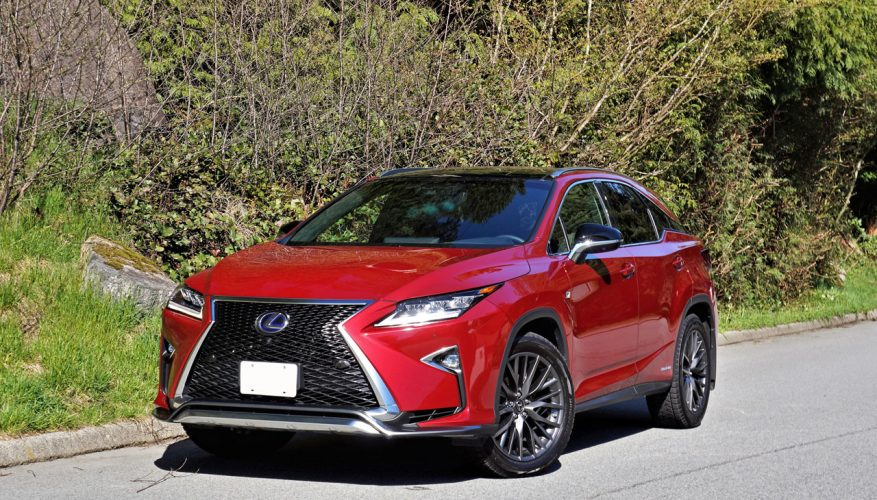 drive daily the guide hybrid screen rx at consumer lexus test shot pm
