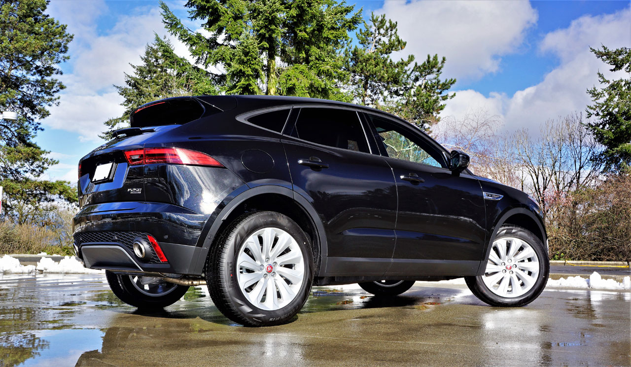 2018 jaguar e pace p250 awd s road test the car magazine. Black Bedroom Furniture Sets. Home Design Ideas