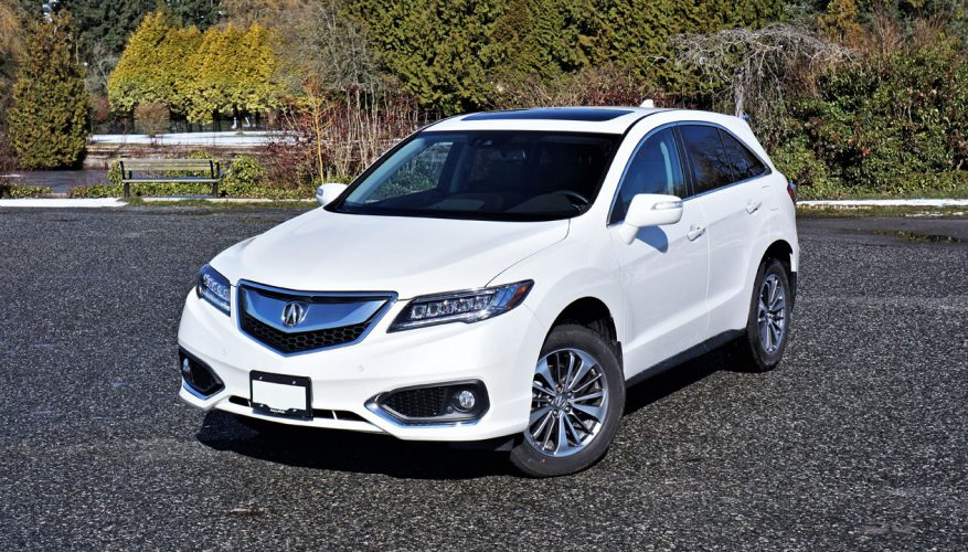 Acura RDX Elite Road Test Review The Car Magazine - Acura rdx deals