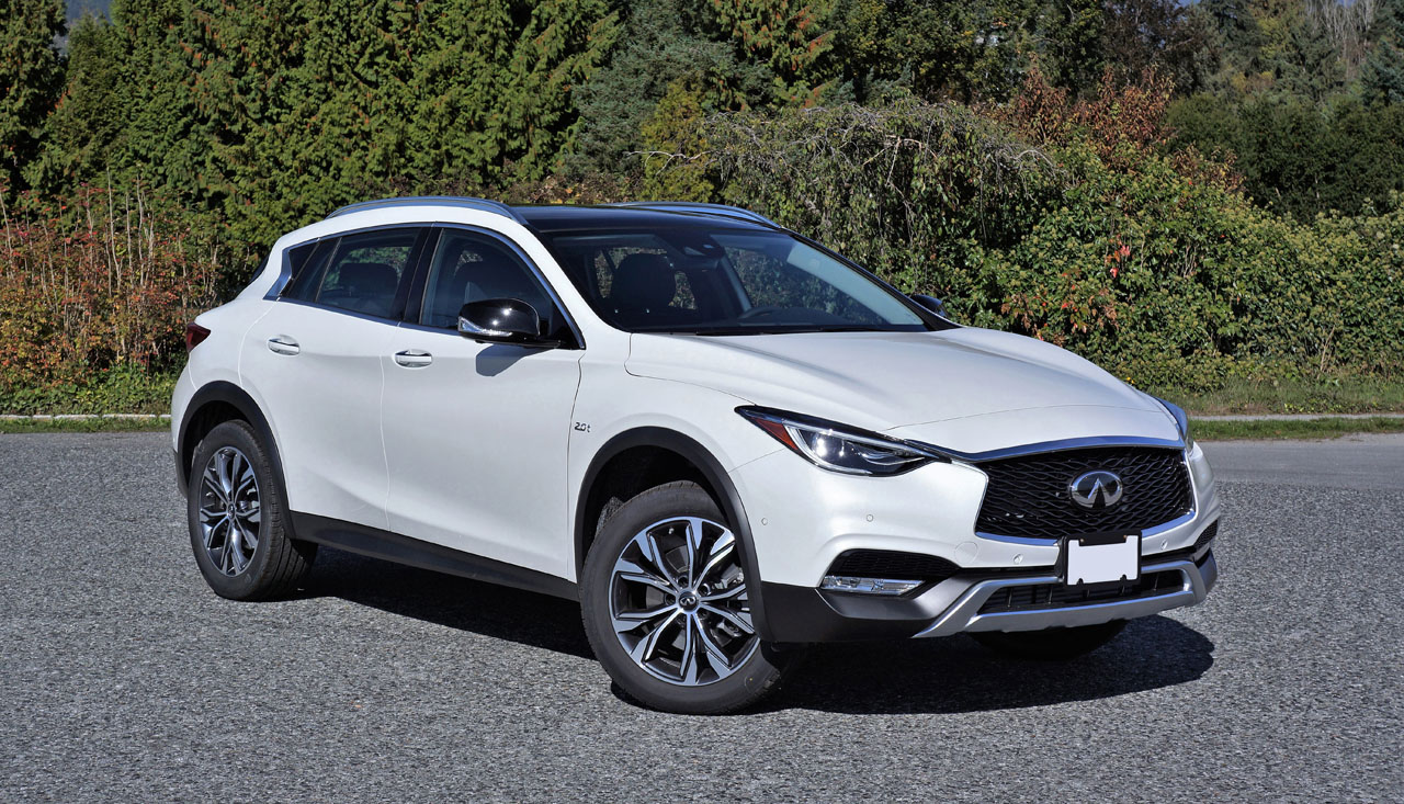 2018 Infiniti QX30 AWD Technology Review | The Car Magazine