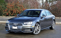 2018 Audi A4 Sedan 2.0 TFSI Quattro Technik