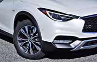 2018 Infiniti QX30 AWD Technology