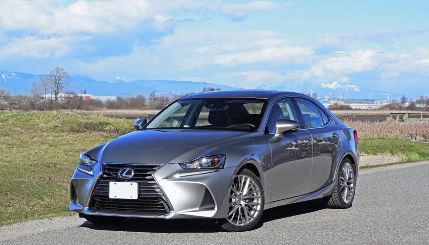 2018 Lexus Is 300 Awd Road Test Review The Car Magazine