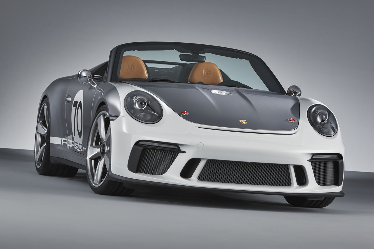 Porsche 911 Speedster Concept Revealed The Car Magazine