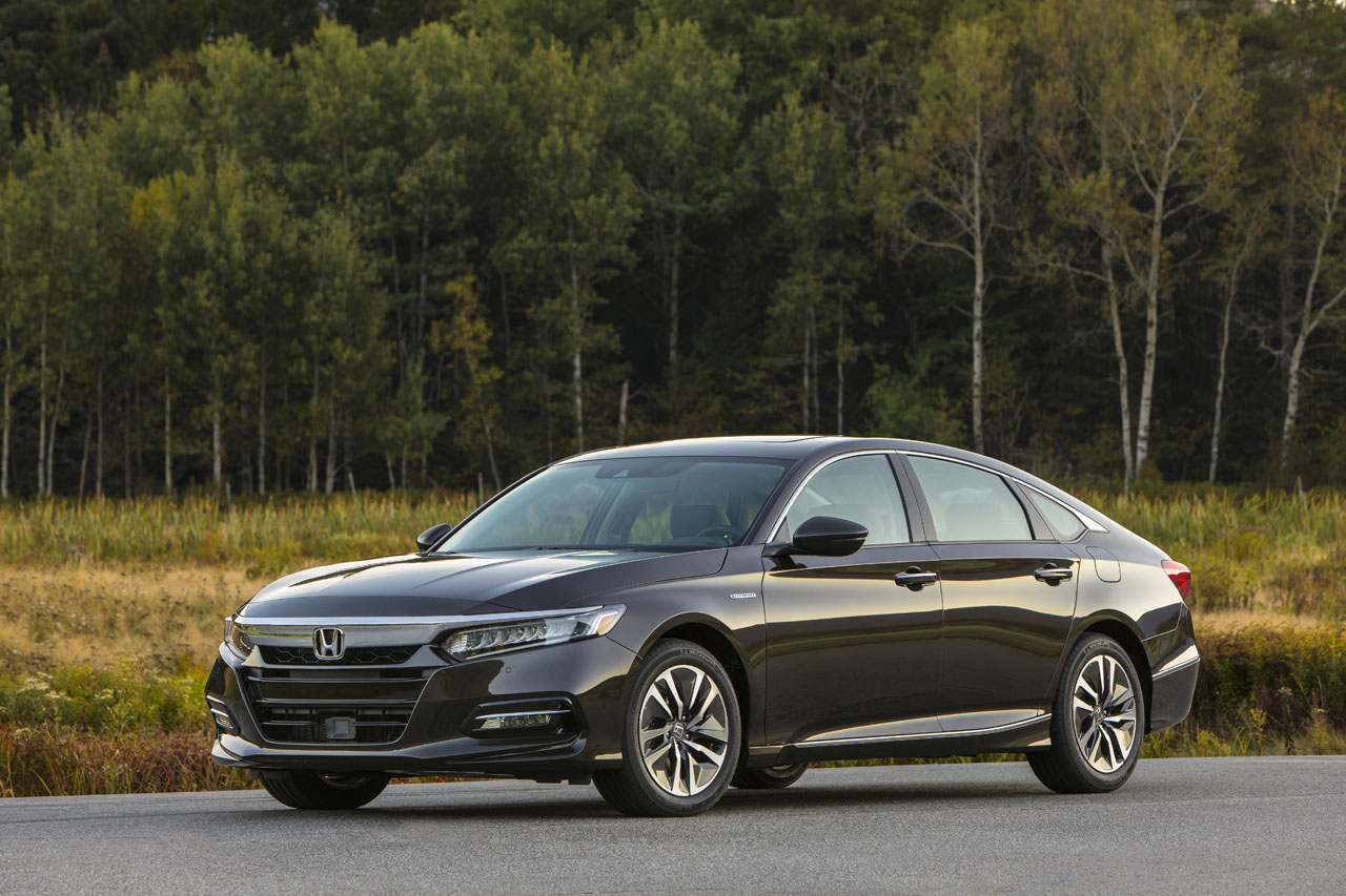 Honda Accord Hybrid Arrives Just In Time To Battle High Pump Prices