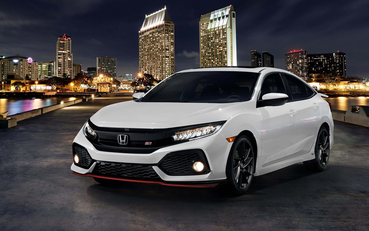 Hfp Pack Adds Style And Sport To Civic Si The Car Magazine