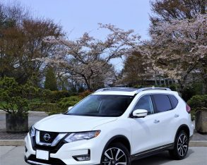 2018 Nissan Rogue Sl Platinum Awd Review The Car Magazine