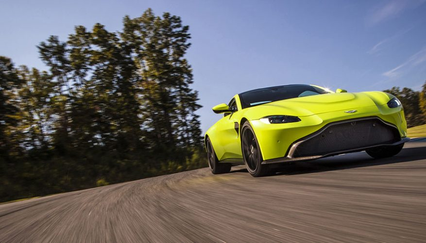 2019 Aston Martin Vantage Now Available The Car Magazine