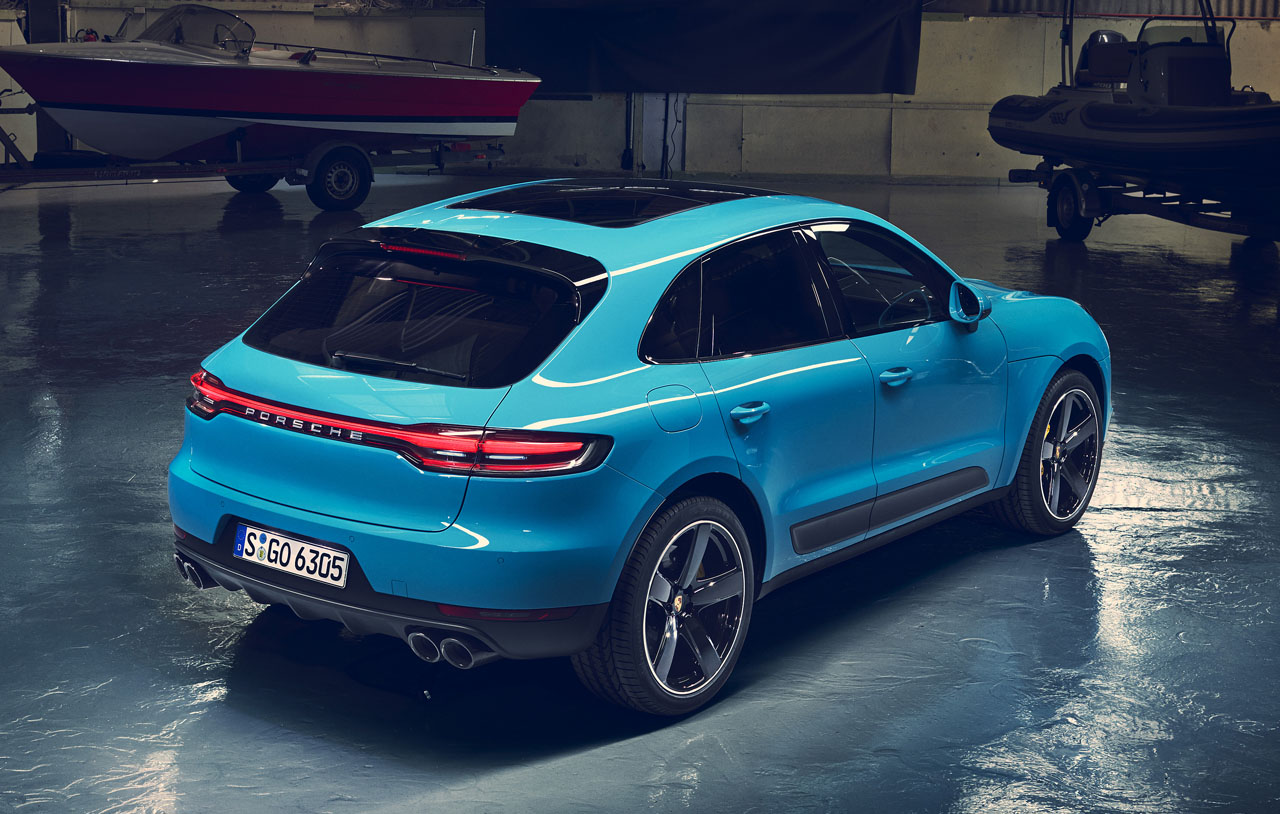Porsche Refreshes Popular Macan For 2019 The Car Magazine