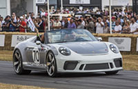 Porsche at the 2018 Goodwood Festival of Speed