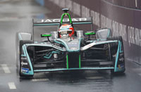 Nelson Piquet Jr. (BRA), Panasonic Jaguar Racing, Jaguar I-Type II.