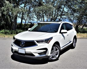2019 Acura Rdx Platinum Elite Road Test The Car Magazine