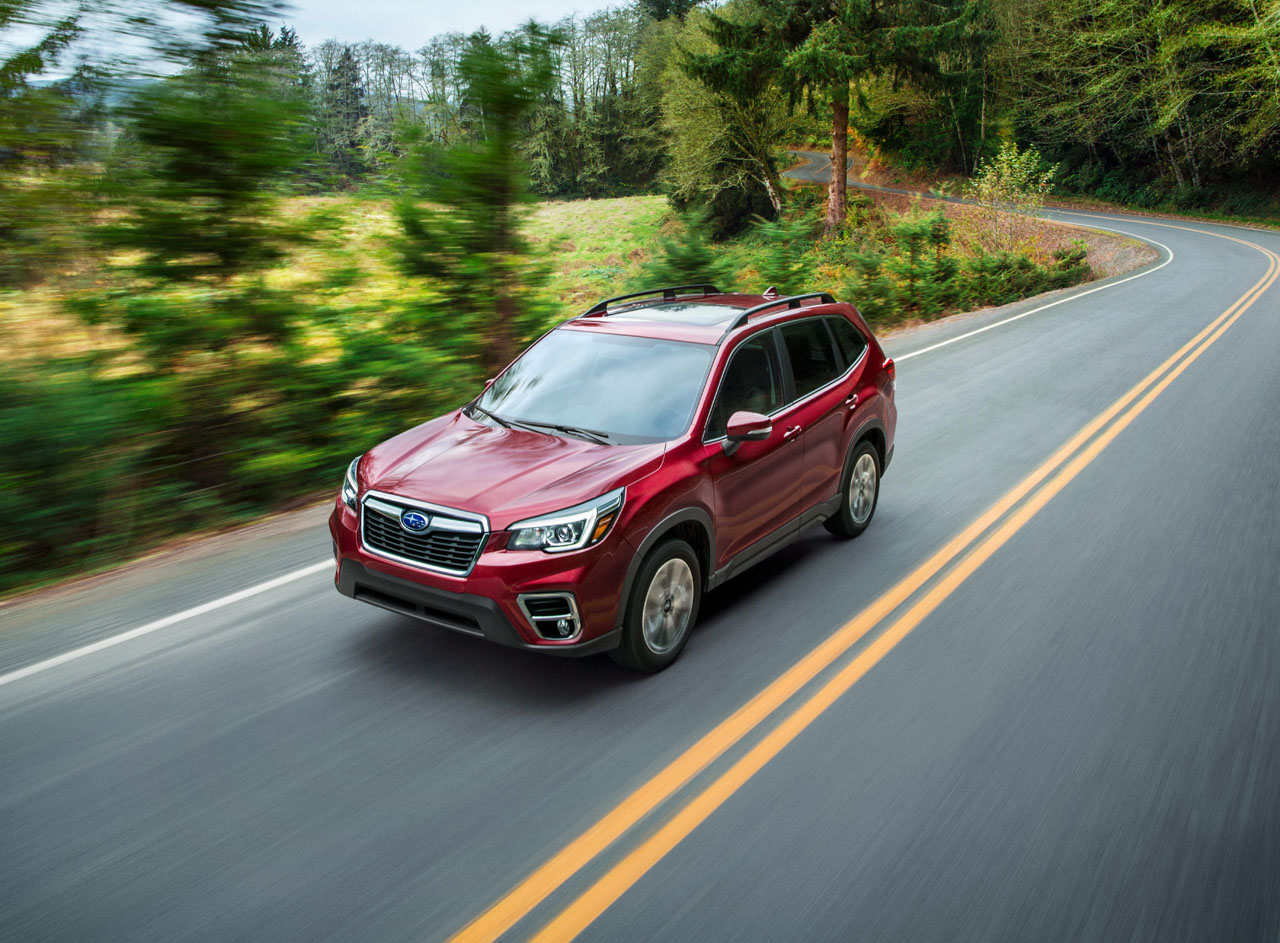 New 2019 Subaru Forester Now On Sale The Car Magazine