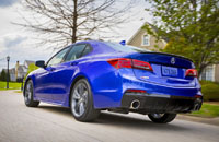 2019 Acura TLX A-Spec