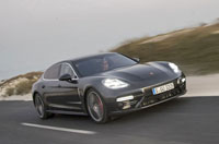 2018 Porsche Panamera Turbo Executive